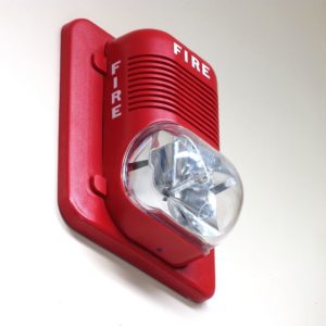 Smoke Alarms For The Deaf Or Hard Of Hearing Integrated
